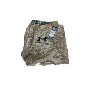 Mens Under Armour Heat Gear Airvent Pleated Pants